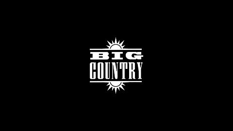 Big Country - In A Big Country (World Tour 2021)